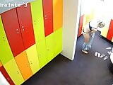 Beauty Spa changing room Voyeur spy Surveilance cam #1