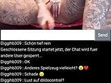 Nice German milf webcam