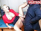 LETSDOEIT Office BBC Experience For Big Ass MILF Lana Vegas