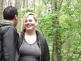 Ugly MILF Fucked at Park