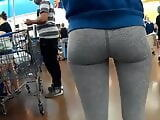 Hot leggings ass