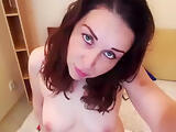 Hot MILF teases on webcam private