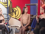 Neon Wand Electric Play w/ Skin Diamond, Aiden Starr & Sunny Megatron